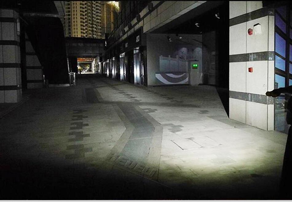 spotlight xhp70 tocha 4*18650 carga pesca linterna led zaklamp