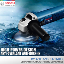 Polisher Grinding-Machine Angle-Grinder BOSCH Power-Tool Metal 100mm Angular