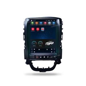 Image 3 - 1.Car radio 2din GPS Per Opel Astra J Buick EXCELLE Verano 2009 2014 Verticale dello schermo di lettore Multimediale