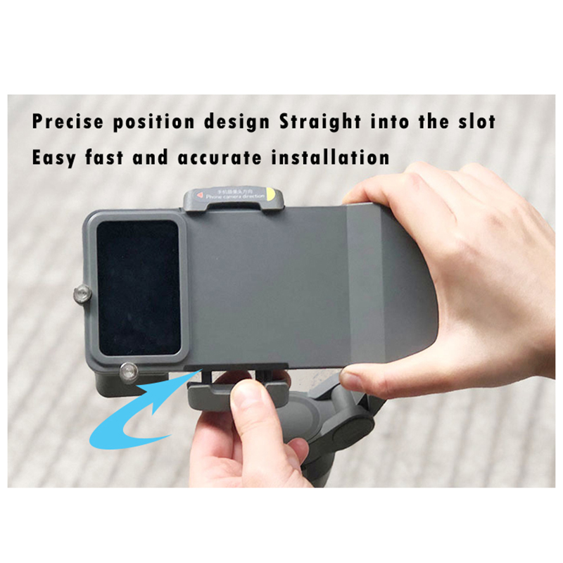 Prenosni ročni adapter za držalo kamere za DJI OSMO Mobile 3 to za - Kamera in foto - Fotografija 6