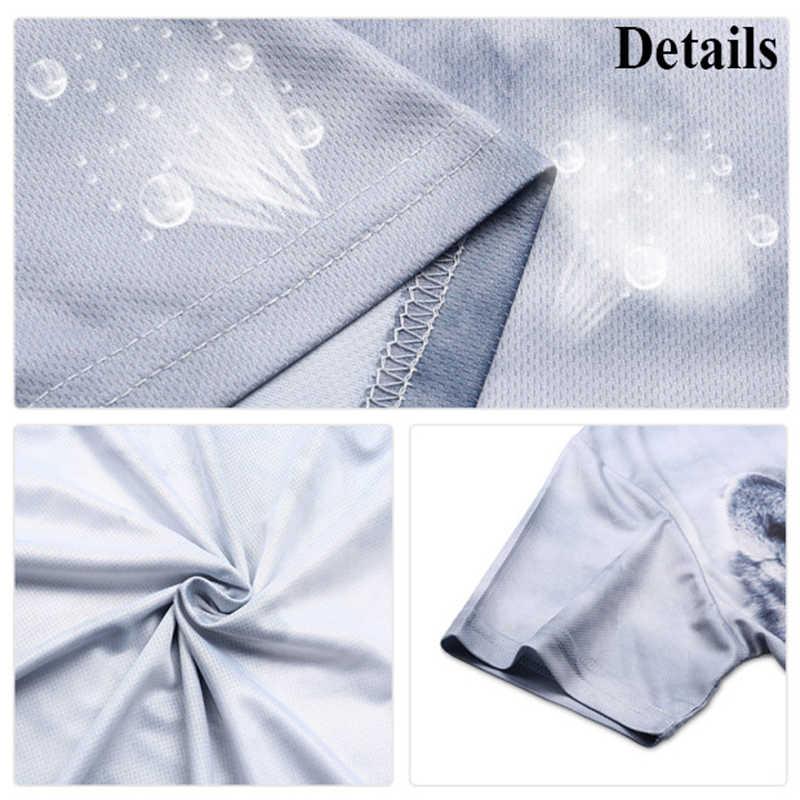 ใหม่ล่าสุด 3Dพิมพ์เสื้อยืดหมึกวาดรูปแบบแขนสั้นฤดูร้อนCasual Tops Teesแฟชั่นO-Neck Tshirtชาย