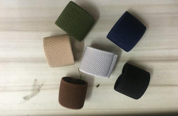 Cinturón ajustable de nailon militar para hombre y mujer, cinturón táctico de viaje al aire libre con hebilla de plástico