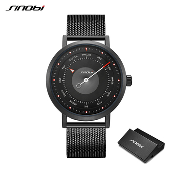 цена на Watches Men SINOBI Brand Fashion Creative Men Sport Watches MenS Quartz Clock Man Casual Military Waterproof Wrist Watch Relogio
