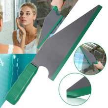 Резиновый скребок для окон и стекол автомобиля с пластиковой