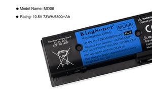 Image 5 - Kingsener bateria de laptop 11.1 v 62wh, mo06 HSTNN LB3N para baterias de hp pilot DV4 5000 DV6 7002TX 5006tx DV7 7000 671567 421