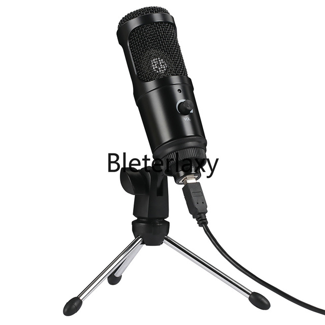 USB Condenser Microphone for Mac laptop and Computers for Recording Streaming Twitch Voice overs Podcasting for Youtube Skype