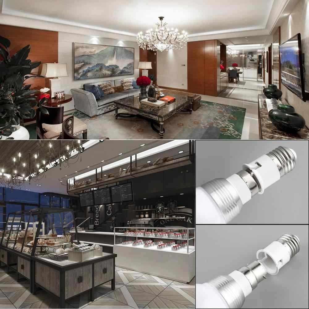 1pcs E27 to B22 Socket Light Bulb Lamp Holder Adapter Plug Extender Lamp Holder Brand est stylish
