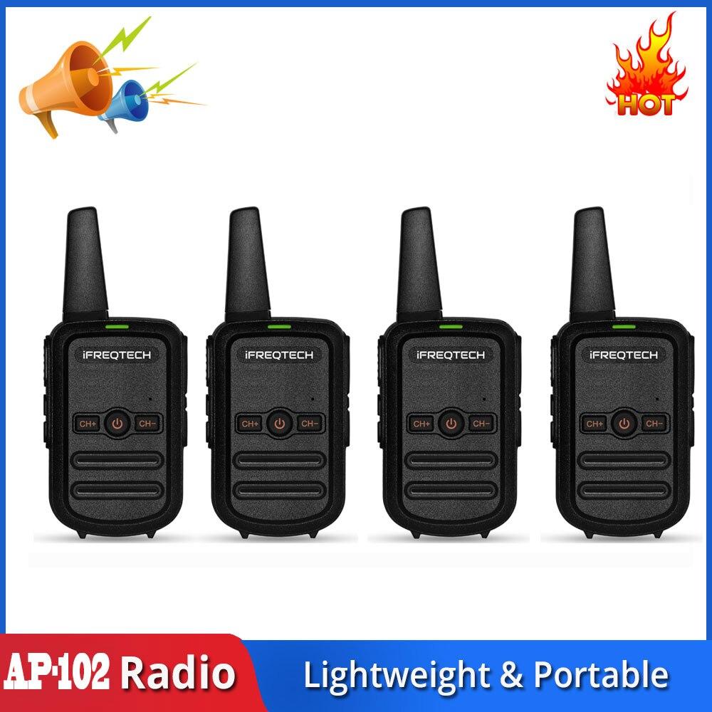 AP-102 PMR446 Walkie Talkie Long Range Fit For MOTOROLA Talkabout TLKR T42 T40 BAOFENG BF-888S KD-C1 RT22 RT622 Ksun Radio
