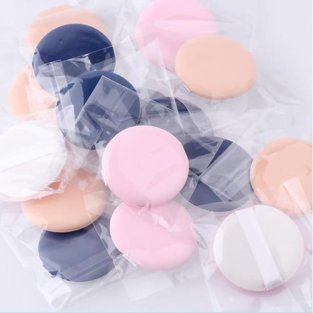10pcs Makeup Blender Cosmetic Puff Makeup Sponge Soft Foundation Powder Sponge Puff  Beauty Tools for Women Make Up Accessories 5