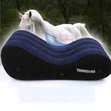 Приятная Сексуальная подушка для дивана, кресла для взрослых, сексуальная кровать, портативная надувная, для взрослых, сексуальные диваны, поддерживающие позиции, коврик, забавная мебель