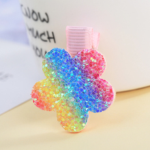 New colorful Sequin Star hair clips color Crown butterfly Hair Clip Clips for Girls Fashion Headwear
