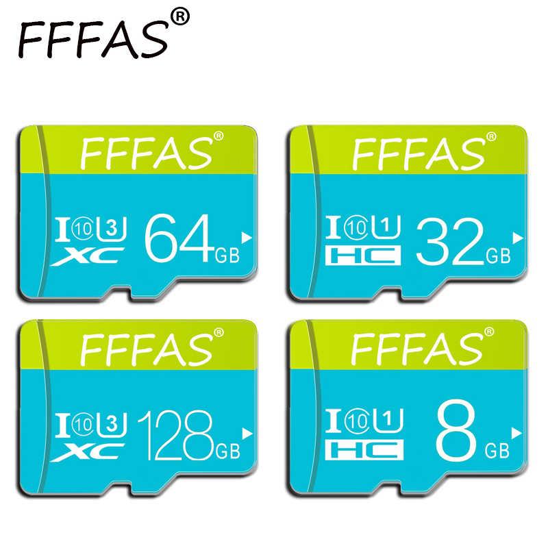 عالية الأداء فئة 10 8GB/16GB مايكرو SD بطاقة ل جهاز تسجيل فيديو رقمي للسيارات MicroSD 32GB/64GB بطاقة الذاكرة سرعة سريعة TF بطاقات للهواتف الذكية