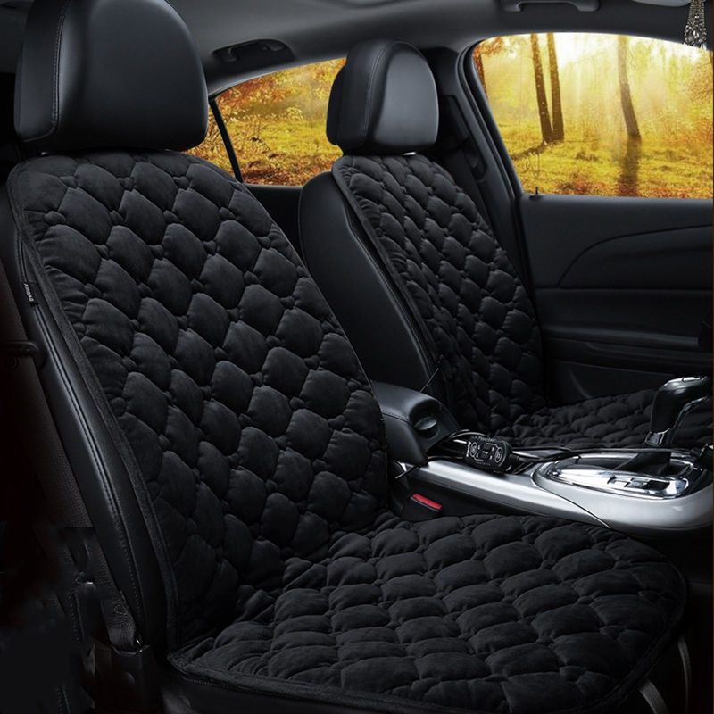 12V Automobiles Cover Heating Pads Cushion Universal Electric Goods Winter Warm Back Seat Heat Auto Accessories Heated Seat Car