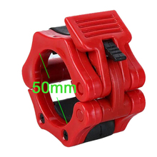 1 Pair 50mm Barbell Collar Lock Dumbell Clips Clamp Weight l