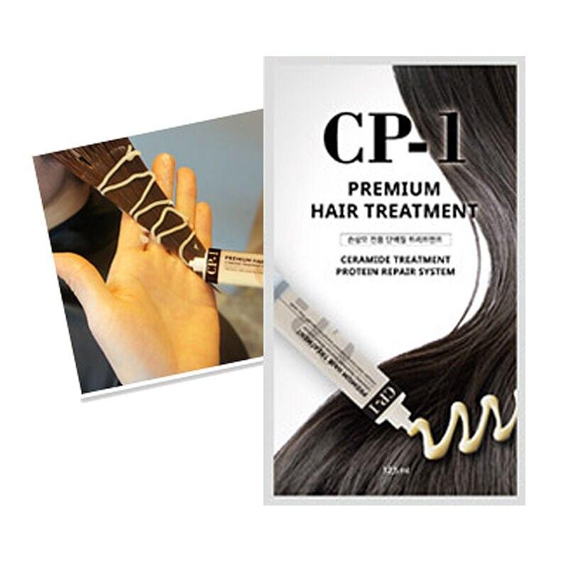 CP-1 Premium Hair Treatment Pouch Keratin Hair Mask Collagen Natural Hair Scalp Care Vitamins Treatment Hair Loss Conditioner