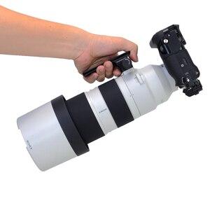 Image 5 - Ishoot Ống Kính Hỗ Trợ Viền Cho Sony FE 200 600 F5.6 6.3 G OSS Tripod Mount Ring Thay Thế Đế Chân Đứng