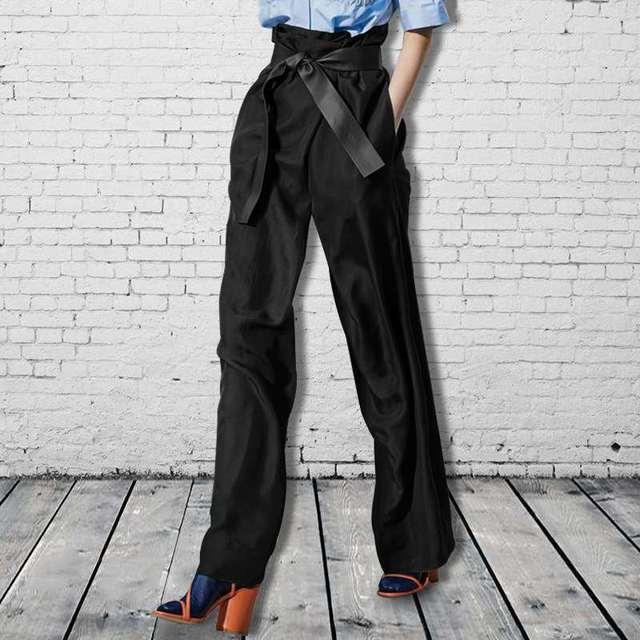 Women High Waist Pants  3