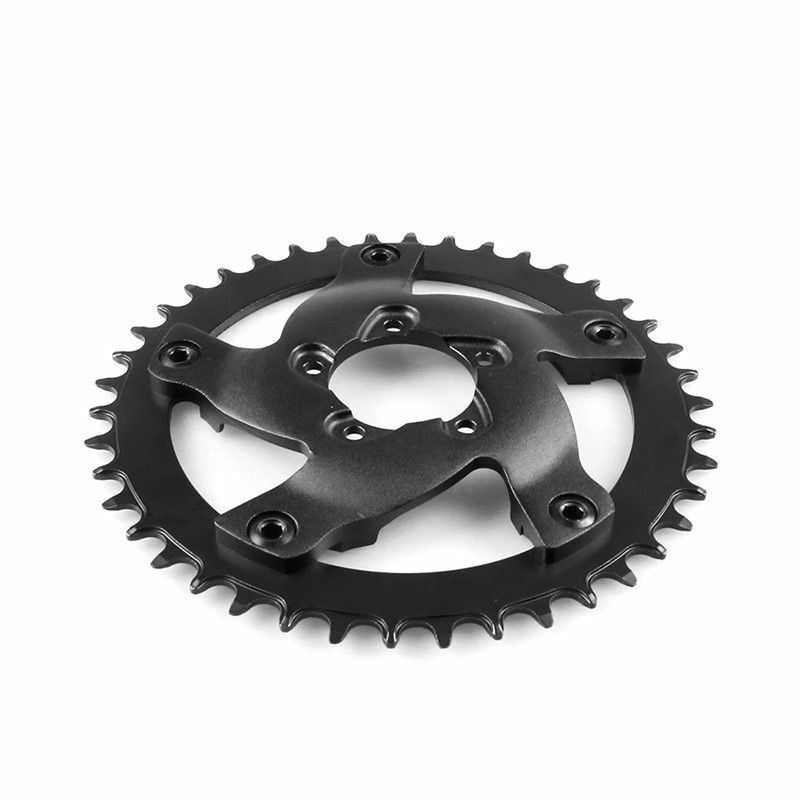 1 Pcs 40T/ 42T/44T Bicycle Chainwheel Fit For Bafang G320 BBS03B BBSHD Mid Drive Motor Chain Wheel Durable