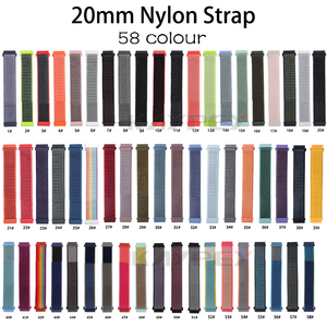 Image 2 - 4in1 for Xiaomi Huami Amazfit Bip Strap wristband Nylon Loop Smartwatch Bracelet amazfit bip Case cover with Screen protector