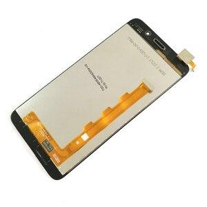 "Image 5 - % 100% test için TP bağlantı tp link Neffos C7 dokunmatik LCD ekran ekran sensörü meclisi 5.5 ""Neffos C7 TP910A TP910C cep telefonu + aracı"
