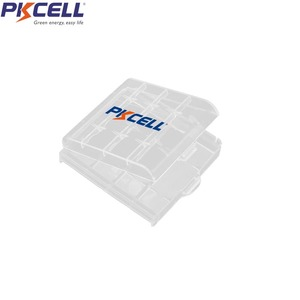 Image 3 - 10PC X Plastic Case Holder Storage Box Cover For Rechargeable AA And AAA Batteries PKCELL