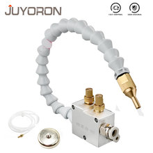 Mist Coolant Lubrication Spray System CNC Lathe Milling Drill Engraving MachineTool for 8mm Pipe Cooling Drop Shopping