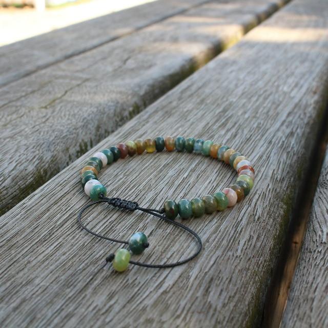 4*6mm Amazonite Bead Bracelet 2