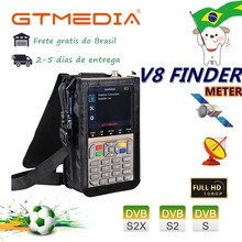 GTmedia V8 Finder meter DVB-S2/S2X Satellite Meter Satellite Finder satfinder besser als freesat v8 finder WS-6906 6916 6950