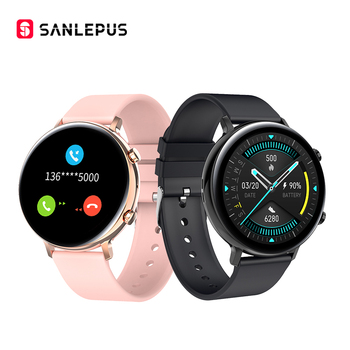 SANLEPUS ECG Smart Watch Bluetooth Call 2020 NEW Men Women Waterproof Smartwatch Heart Rate Monitor For Android Apple Samsung