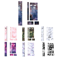 Galaxy/Camouflage Sticker Printing Skin For Juul Cover Film Case for  E Cigarette