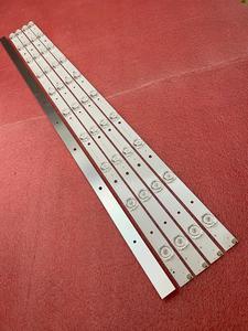 Image 3 - جديد 5 قطعة/الوحدة 10LED 777 مللي متر LED شريط إضاءة خلفي لشركة هيتاشي LE40S508 C400F13 E2 C (G2) RF AB400E32 1001S 01 A7