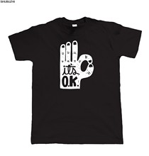 It's OK, unisex T (China)