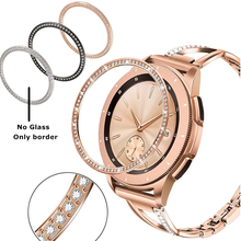 Чехол с бриллиантами duoteng для samsung galaxy watch 46 мм