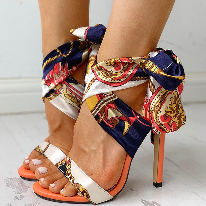 Sandals Exquisite Diamond Bohemian Summer Vintage Women Sandals High Wedges Fashion Beach Beads Sandals Women Shoes