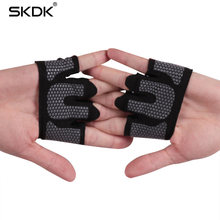 Skdk противоскользящие перчатки для тренажерного зала дышащие
