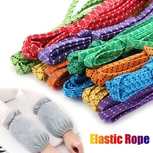 Elastic-Band Rope Knitting-Sewing-Clothes Stretchy Strong Cord Braided for DIY Thread