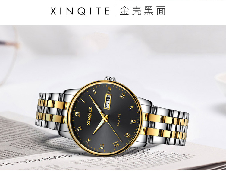 senhoras criativo aço pulseira feminina relógios relógio