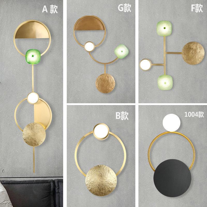 Loft Abajur Wood Bedside Bedroom  Aisle  Monkey Lamp Wall Lights For Home