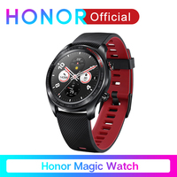 Honor Watch Magic SmartWatche Man Watch Heart Rate Sleep Pressure Monitoring Waterproof Wearable Devices (Magic)