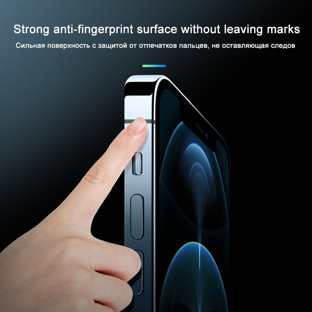 Transparent Hydrogel Film For Apple iPhone 12 Pro Max Phone Side Film iPhone 12 mini Ultra-thin Border Protective Film Not Glass 2