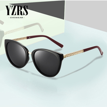 YZRS Brand Vintage Designer Sunglasses Women Plastic Gradient Sunglass Retro Sun glasses Fashion Female Eyewear