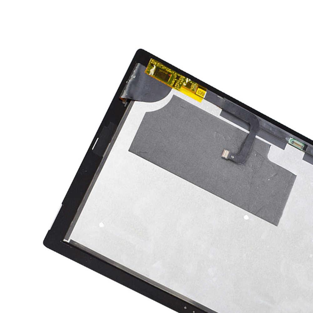 جديد ل مايكروسوفت السطح برو 3 شاشة الكريستال السائل محول الأرقام بشاشة تعمل بلمس ل سطح برو 3 (1631) TOM12H20 V1.1 LTL120QL01 003 عرض
