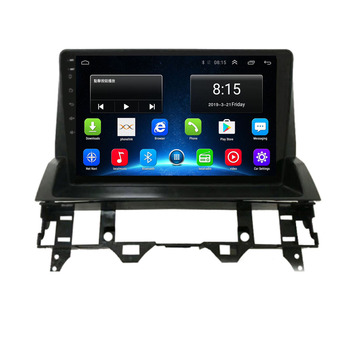 9 4G LTE Android 10.1 For Mazda 6 2002 2003 2004 2005 2006 2007 2008 Multimedia Car DVD Player Navigation GPS Radio image