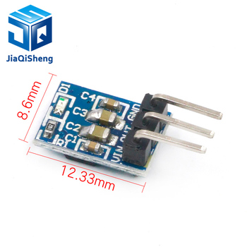 5V to 3.3V For DC-DC Step-Down Power Supply Buck Module AMS1117 LDO 800MA image