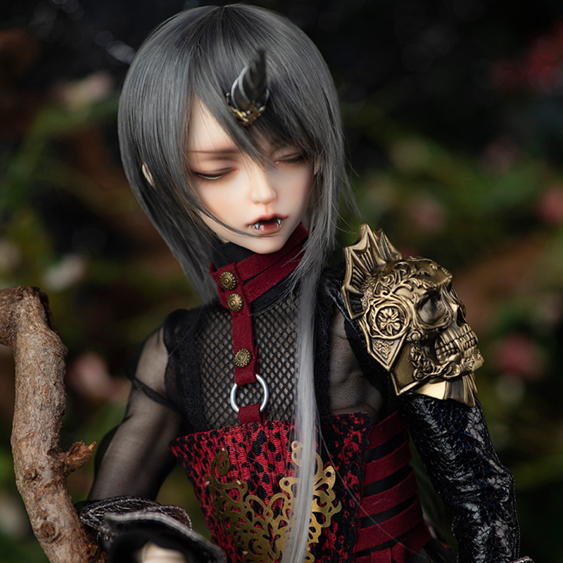 New Arrival Fairyland Minifee Klaus Human Version 1/4 BJD DOLLS Dark Knight Fairyline Boy Toys For Girls Surprise Gift  Luodoll
