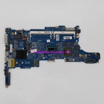 цена на Genuine 730807-001 730807-501 730807-601 w i5-4200U CPU 216-0842121 GPU NoteBook Motherboard for HP EliteBook 840 850 G1 PC