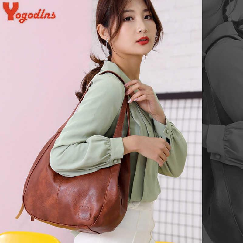 Yogodlns bolsa de mão feminina do vintage designers bolsas de luxo bolsas de ombro feminino sacos de alça superior bolsas de marca de moda