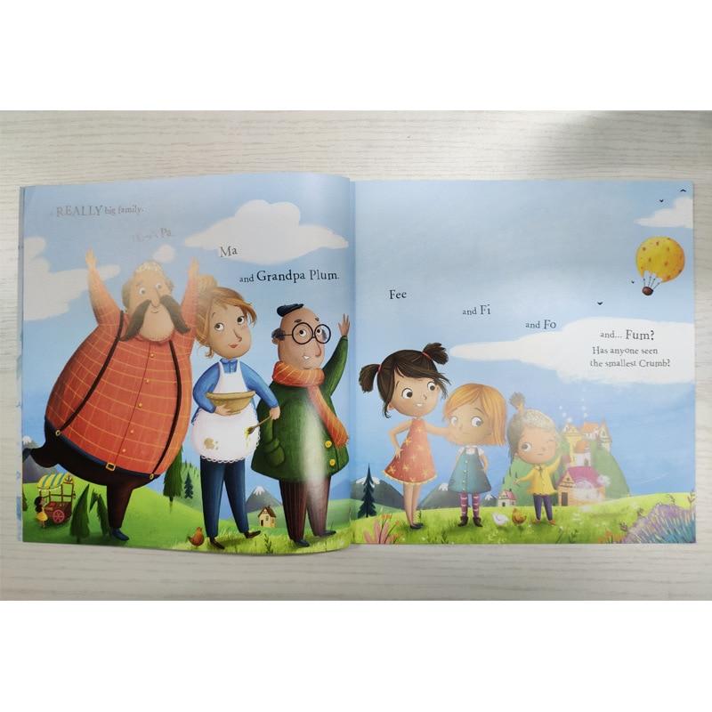 English Original Children Picture Book The FUM