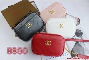 Luxury Designer Brand Chanel- Handbag Shoulder Bags Women Messenger Bag Bolsa Feminina Handbags C111