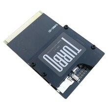 Игровая консоль PCE TURBO 500 в 1 для ПК, поддерживает работу с устройствами ever drive GrafX и GT